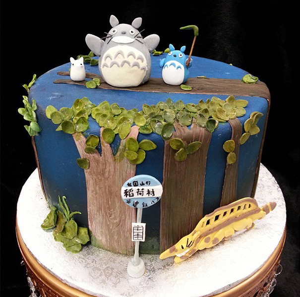 AD-Totoro-Cake-Food-Art-17
