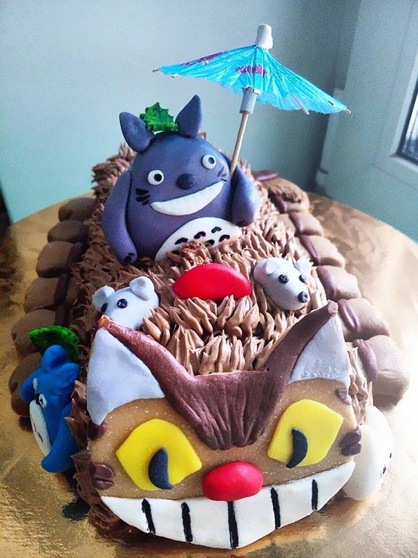 AD-Totoro-Cake-Food-Art-28