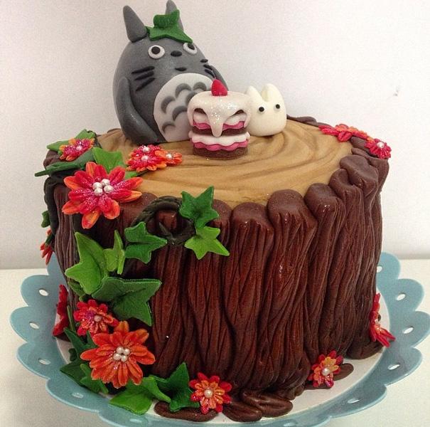 AD-Totoro-Cake-Food-Art-31