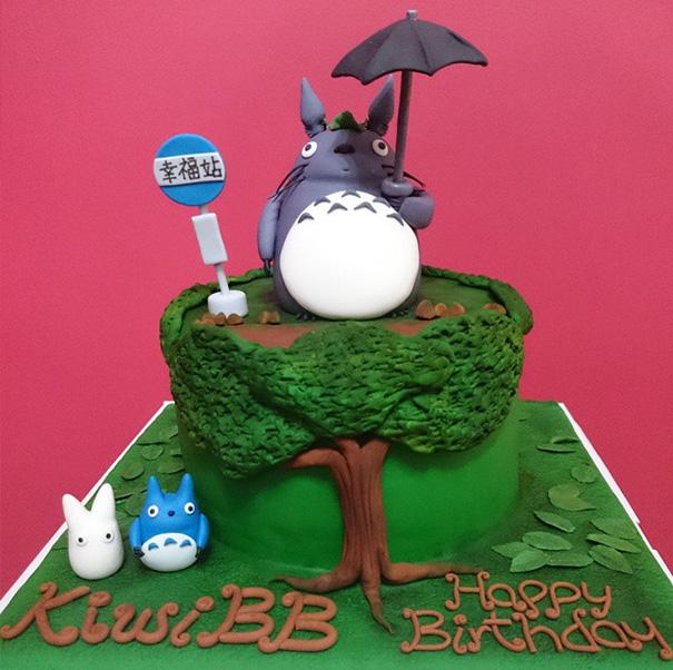 AD-Totoro-Cake-Food-Art-34