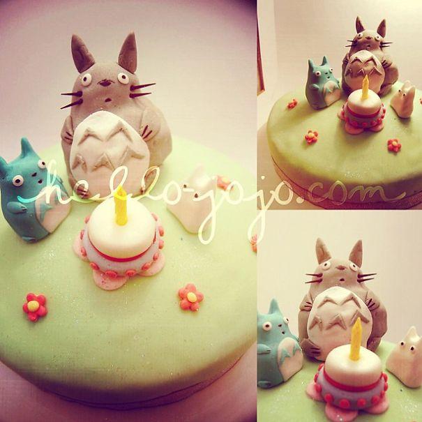 AD-Totoro-Cake-Food-Art-35