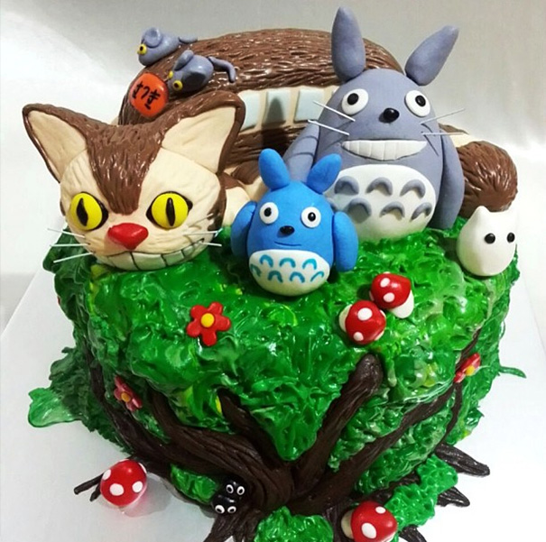 AD-Totoro-Cake-Food-Art-36