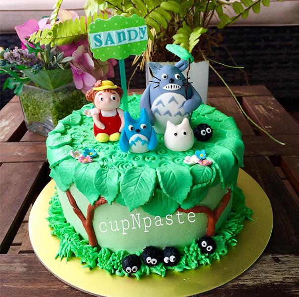 AD-Totoro-Cake-Food-Art-41