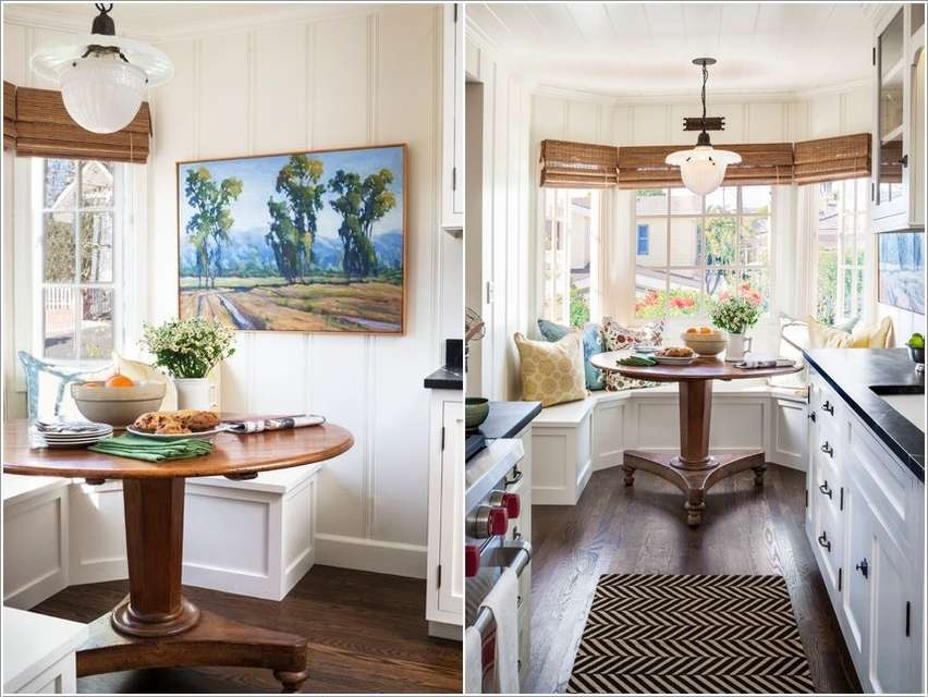 12 Amazing Alternatives To A Formal Dining Room Architecture Design