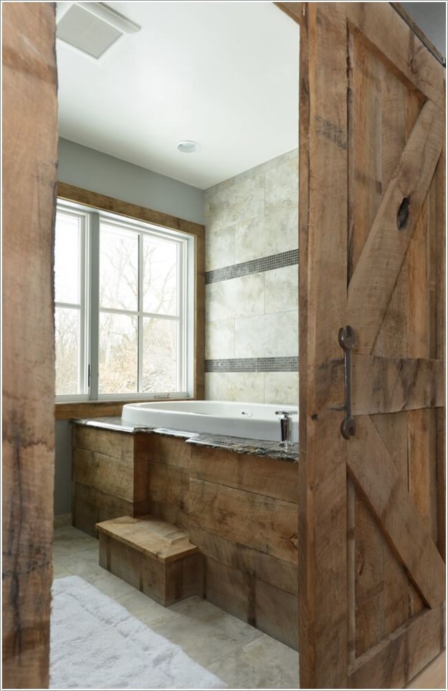 10 Cool Bathtub Enclosure Ideas For Your Bathroom | Architecture ...