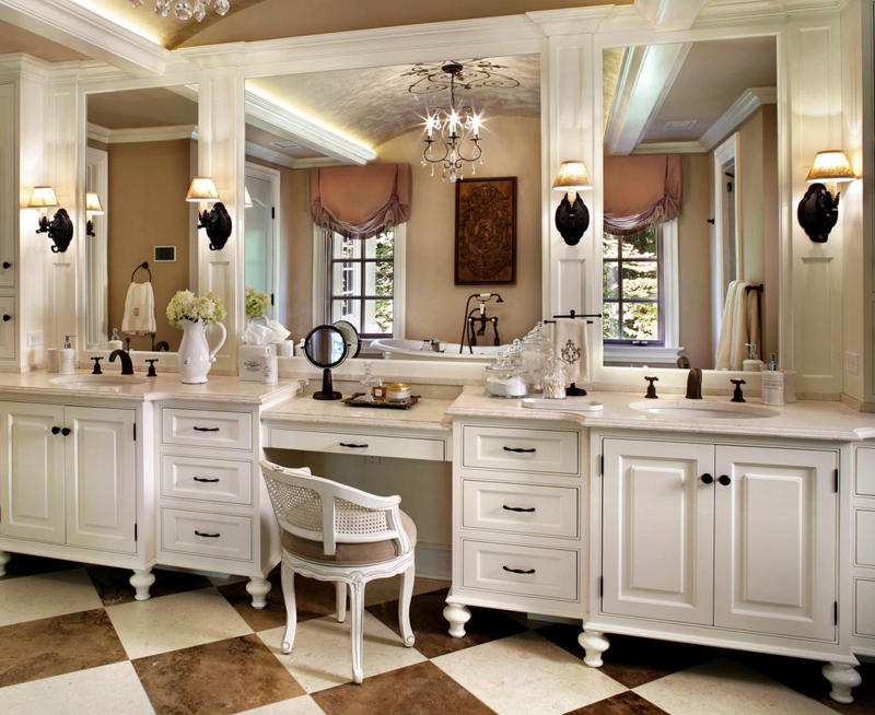 25 Chic Makeup Vanities From Top Designers Architecture