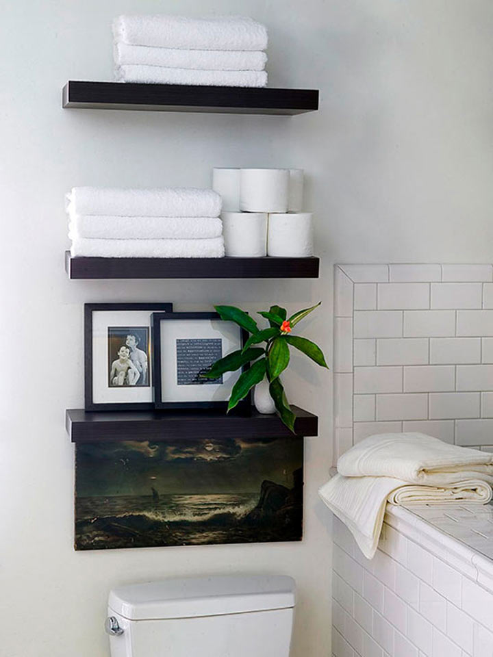 Bathroom Towel Storage 20+ creative bathroom towel storage ideas