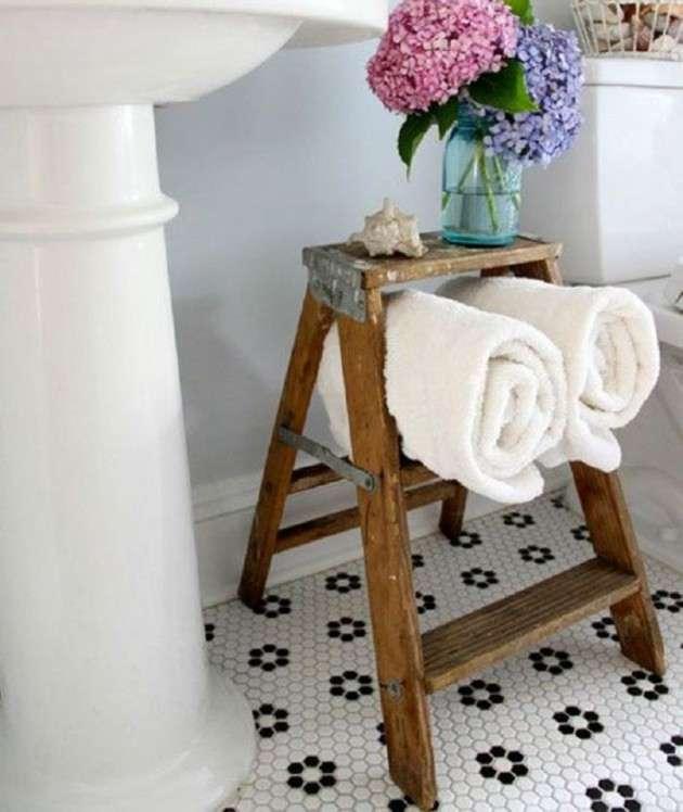 Creative Bathroom Storage Ideas 20+ creative bathroom towel storage ideas