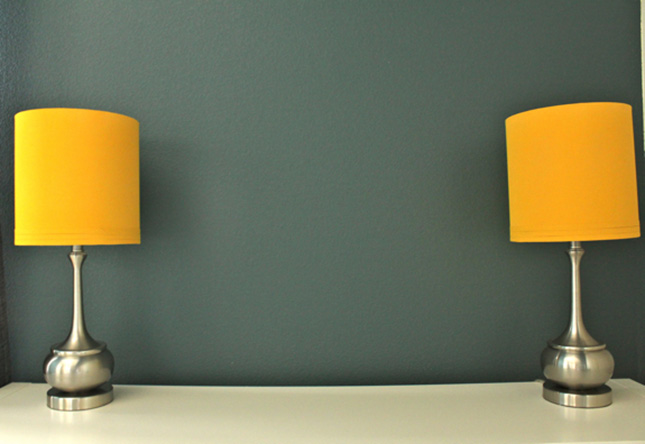 Bright yellow lamp shade euffslemani 30 diy lampshades that will light up your life architecture design aloadofball Gallery