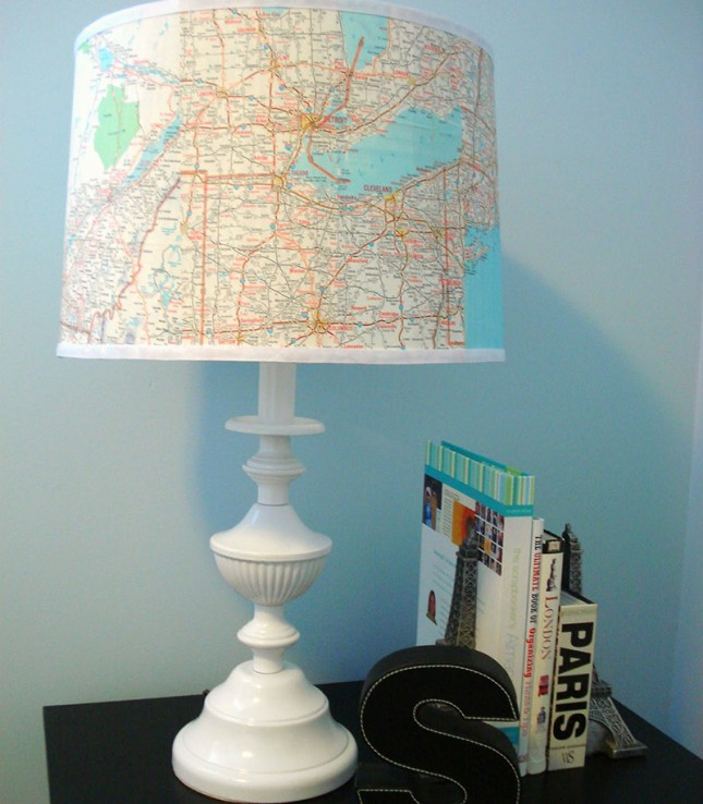 Homemade Lamp Shades Ideas 30 Diy Lampshades That Will Light Up Your Life  Architecture & Design