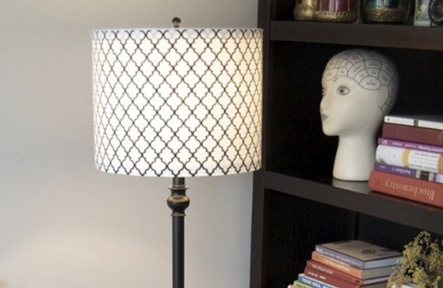 Ad diy lampshades that will light up your