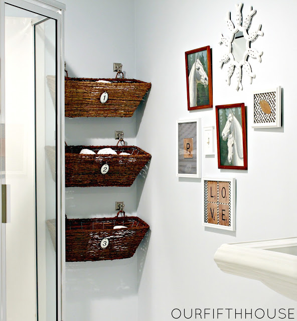 Ordinaire AD DIY Storage Ideas To Organize Your Bathroom