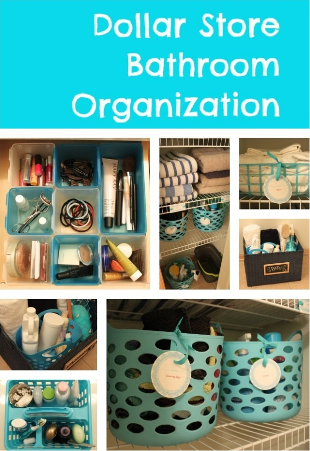 30 Diy Storage Ideas To Organize Your Bathroom