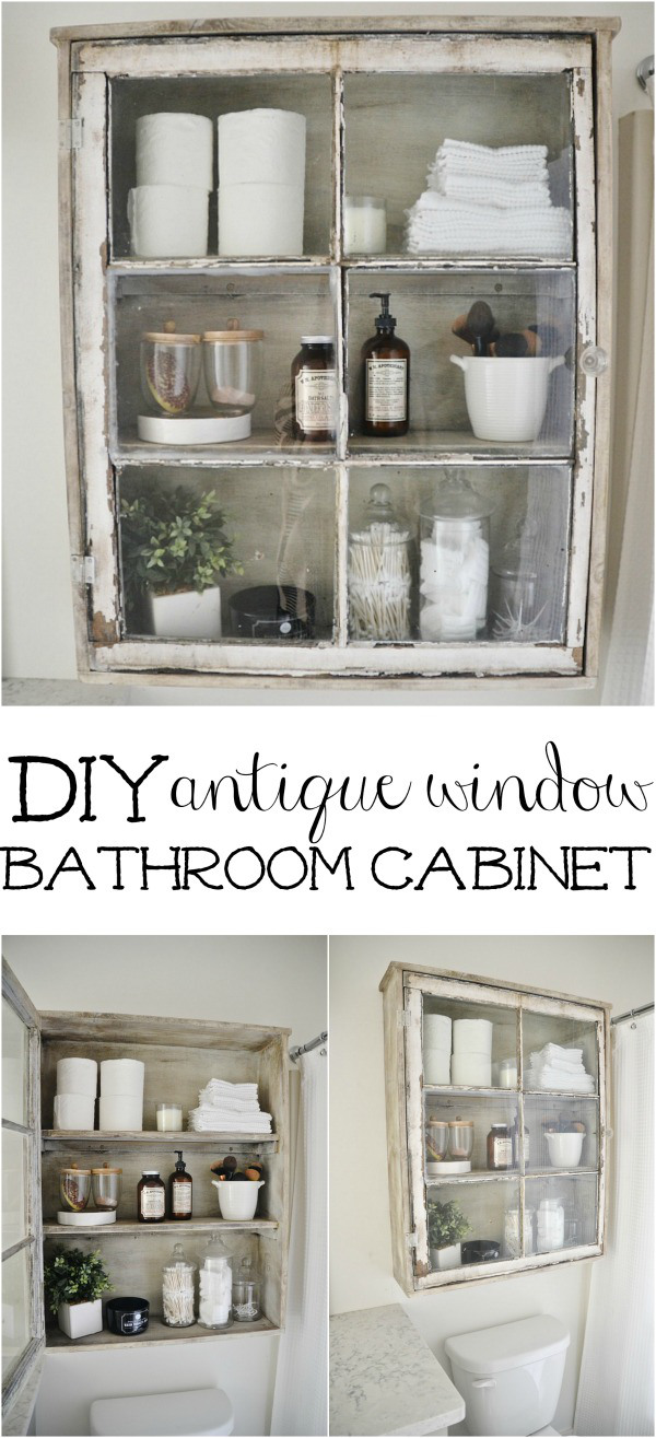 30+ DIY Storage Ideas To Organize Your Bathroom | Architecture & Design