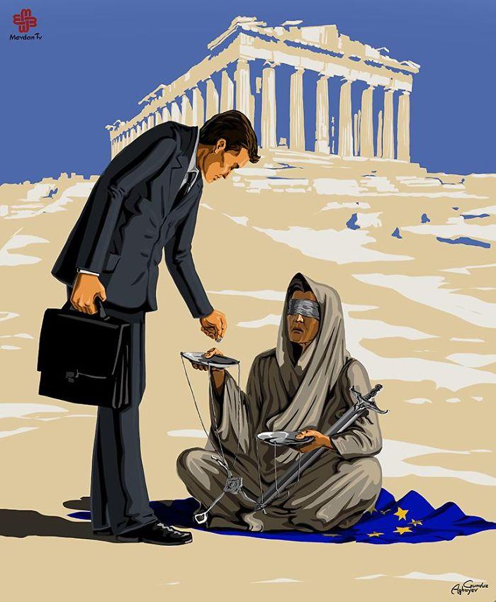 AD-Femidead-Satirical-Illustrations-by-Gunduz-Agayev-04