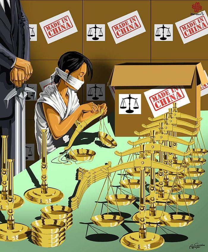 AD-Femidead-Satirical-Illustrations-by-Gunduz-Agayev-05