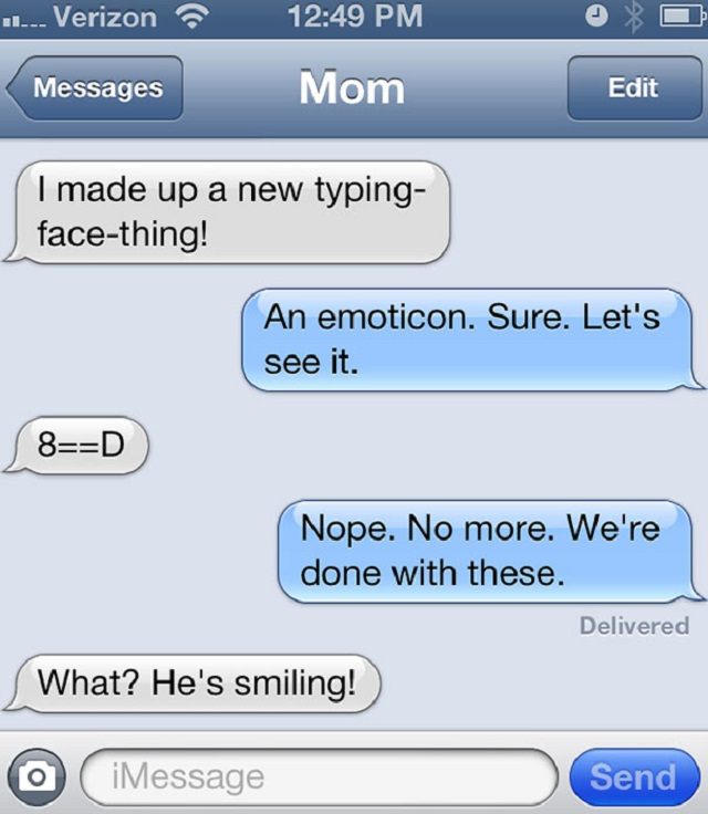 Ever Adfunnytextsfromparents04 Architecture Design 30 Of The Funniest Texts Ever Sent Between Parents And Their