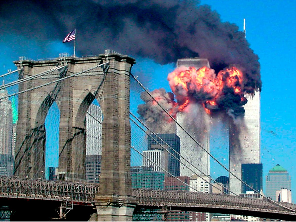 an analysis of the terrorist attacks on both the world trade center ans the pentagon Within 30 minutes of two planes hitting the world trade center twin towers, american airlines flight 77 departed dulles international although some believed that there was the possibility of additional terrorist attacks on the pentagon, we knew all we could do.