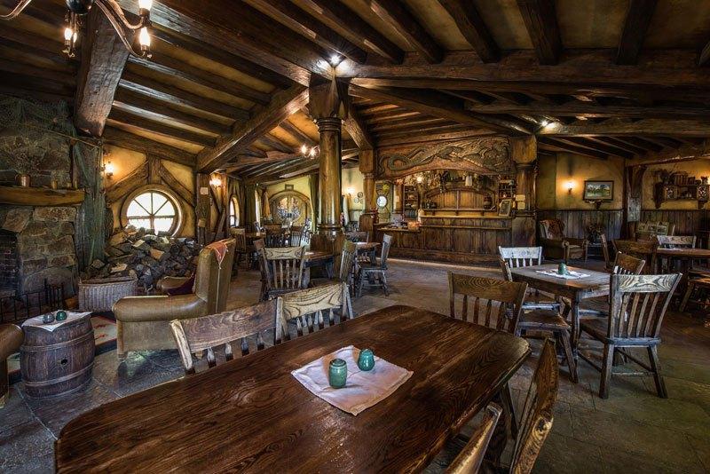 Hobbit Interior Design hobbiton – the real hobbit village in matamata, new zealand