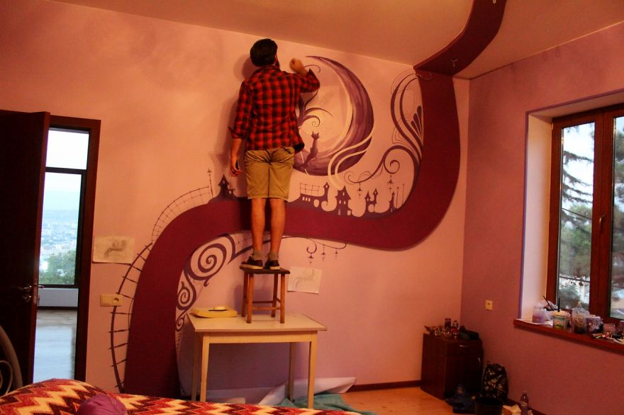 AD-K-S-Fairytale-ie-Mesmerizing-3D-Glow-In-The-Dark-Mural-03