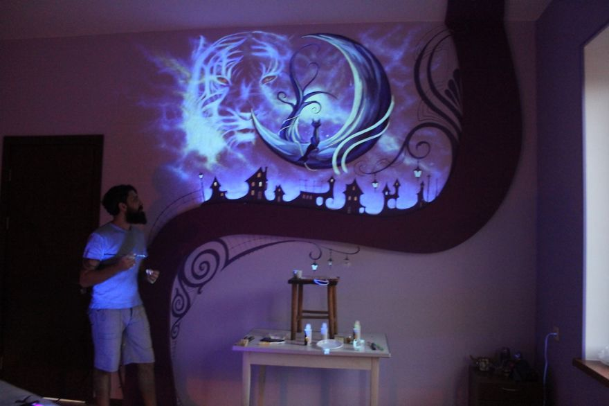 AD-K-S-Fairytale-ie-Mesmerizing-3D-Glow-In-The-Dark-Mural-05
