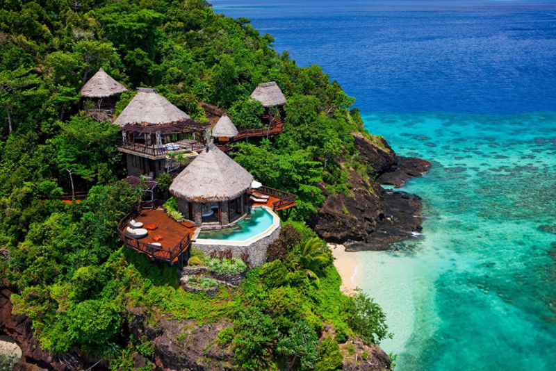 Laucala Island A Stunning Getaway Resort In Suva Fiji