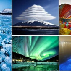 20+ Miraculously Awesome Rare Natural Phenomena That Occur on Earth