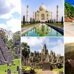 35+ Popular Tourist Sites You Should See Before They Disappear