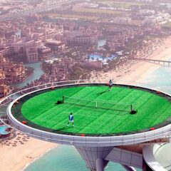20 Spectacular Tennis Courts To Play In Your Lifetime