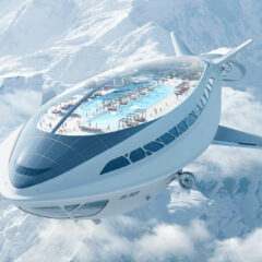 The Airports Of The Future Could Become Hi-tech Pleasure Domes