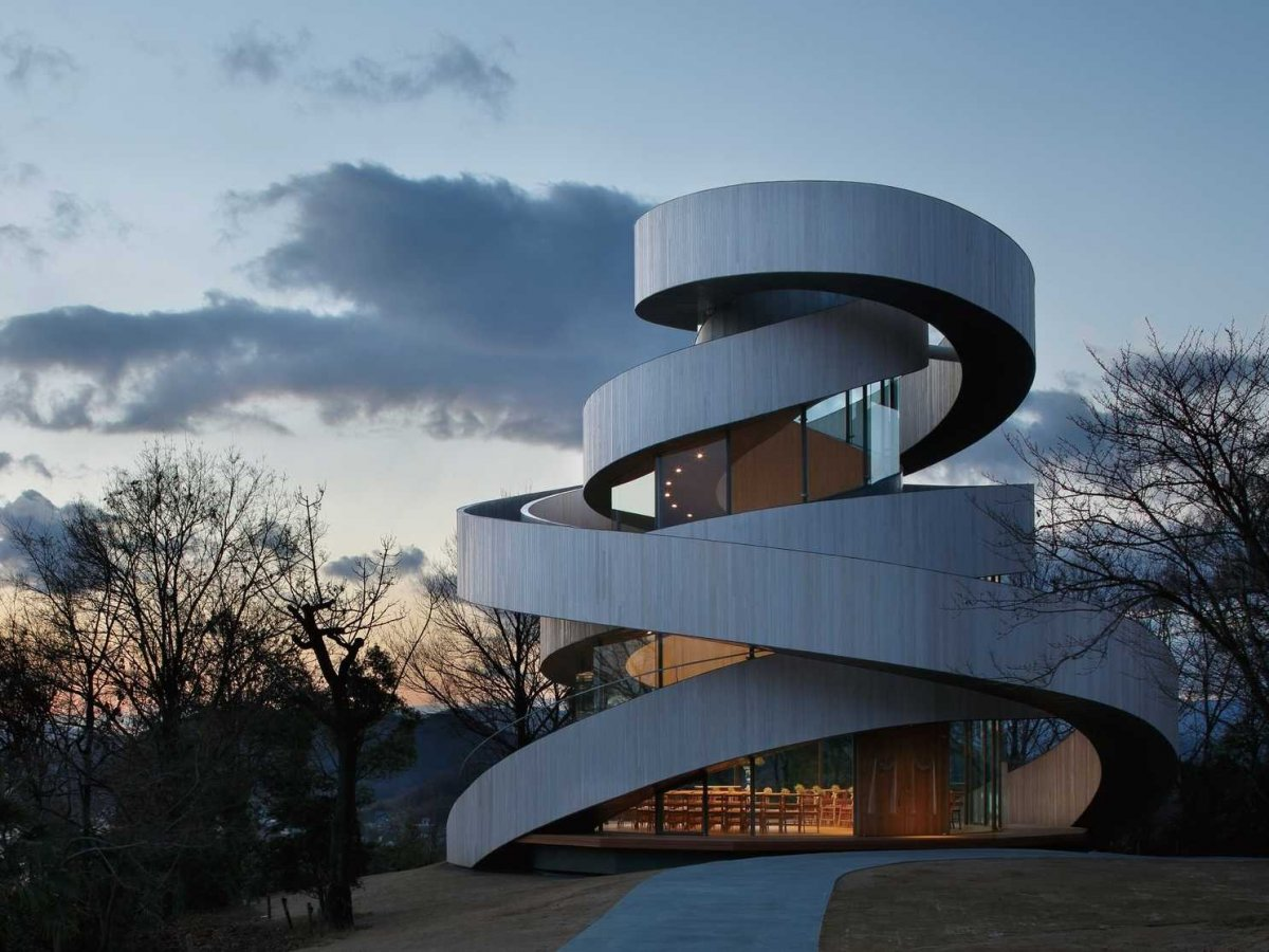 25 of the coolest new buildings on the planet for Da architecture