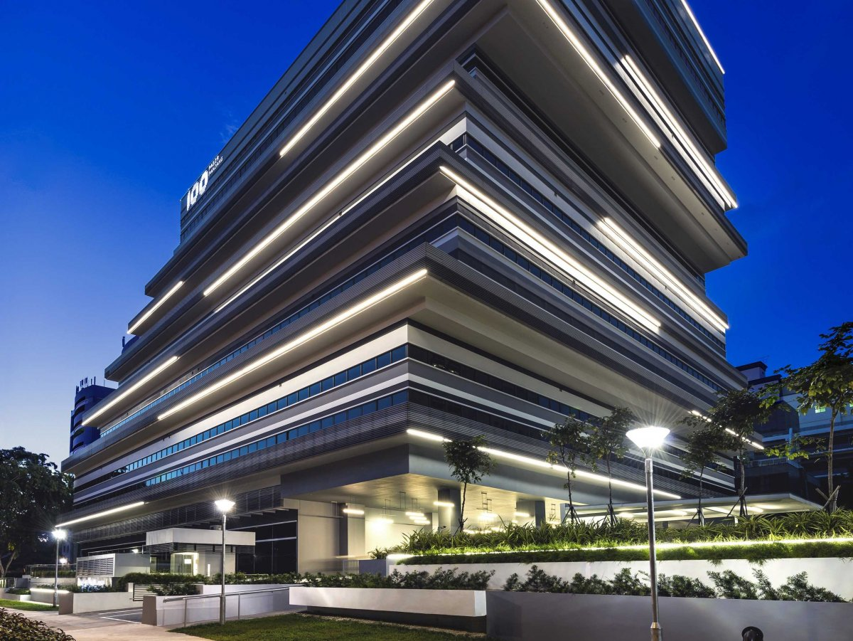 25 of the coolest new buildings on the planet for Latest architectural design