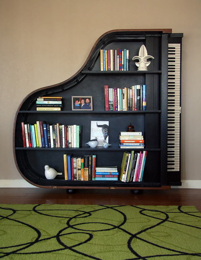 Pictures Of Bookshelves 50+ of the most creative bookshelves ever | architecture & design