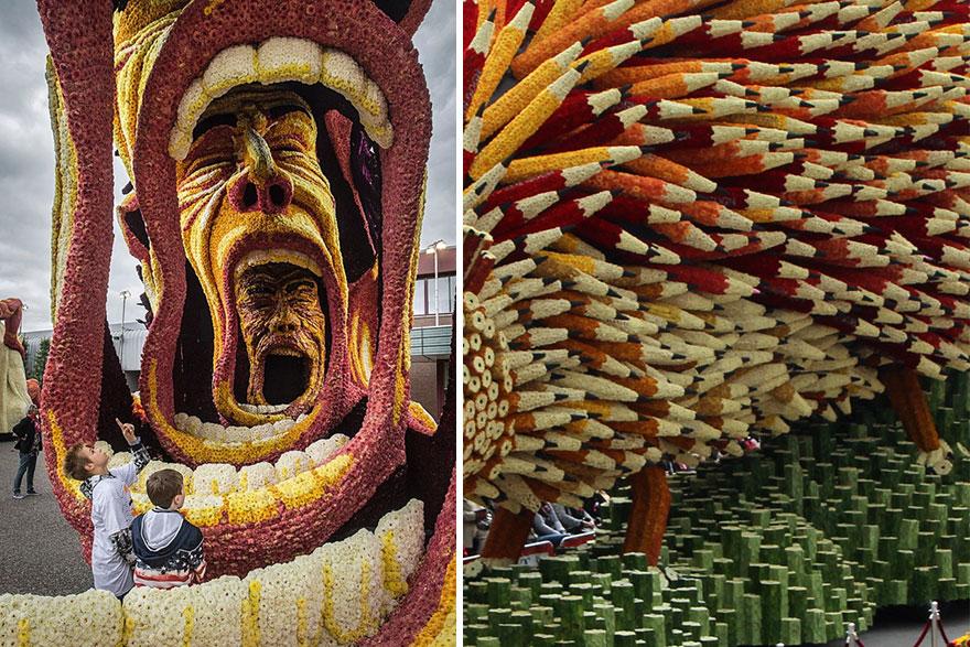 AD-Van-Gogh-Flower-Parade-Floats-Corso-Zundert-Netherlands-05