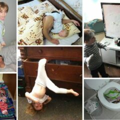 100 Photos That Hilariously Capture The Messy (But Glorious) Reality Of Parenting