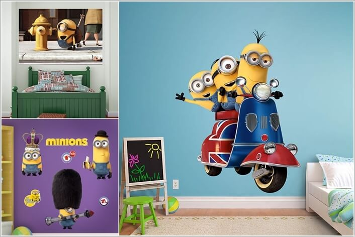 20+ Awesome Ideas To Decorate Your Home With Minions | Architecture ...