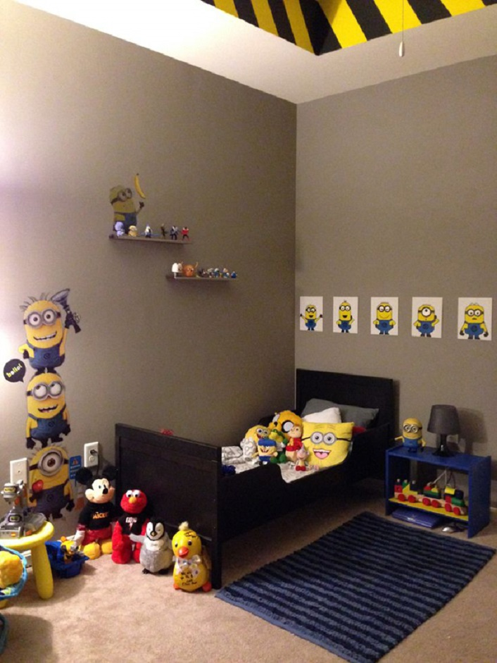 minion room decor 20 awesome ideas to decorate your home with minions 12408