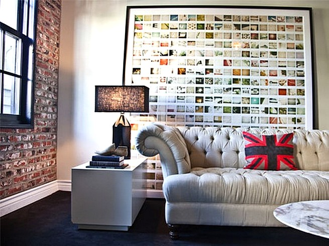 50 cool ideas to display family photos on your walls architecture rh architecturendesign net photo frames on wall ideas photo collage on wall ideas
