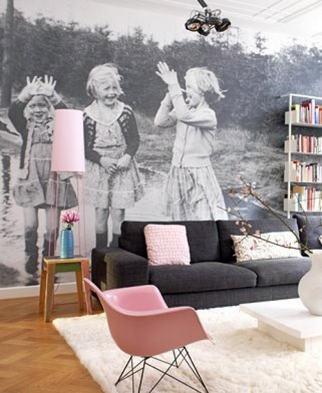 AD-Cool-Ideas-To-Display-Family-Photos-On-Your-Walls-13