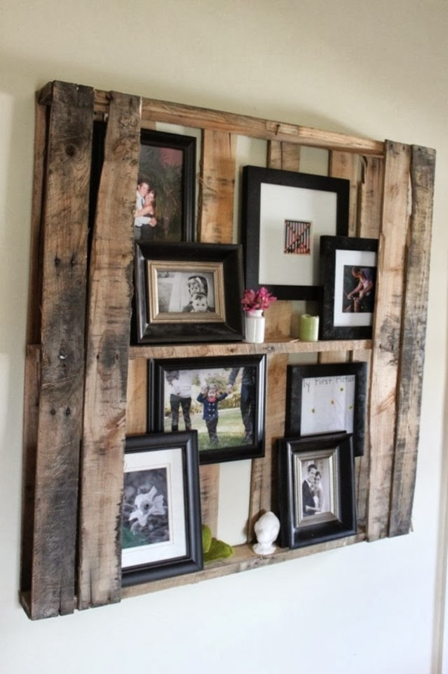 Cool Things To Hang On Wall 50 cool ideas to display family photos on your walls