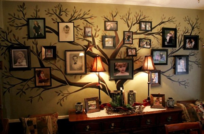 AD-Cool-Ideas-To-Display-Family-Photos-On-Your-Walls-34