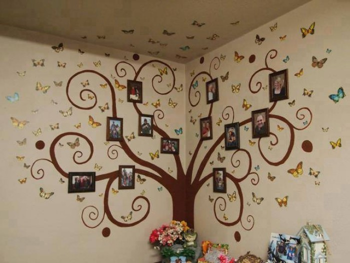 AD-Cool-Ideas-To-Display-Family-Photos-On-Your-Walls-36