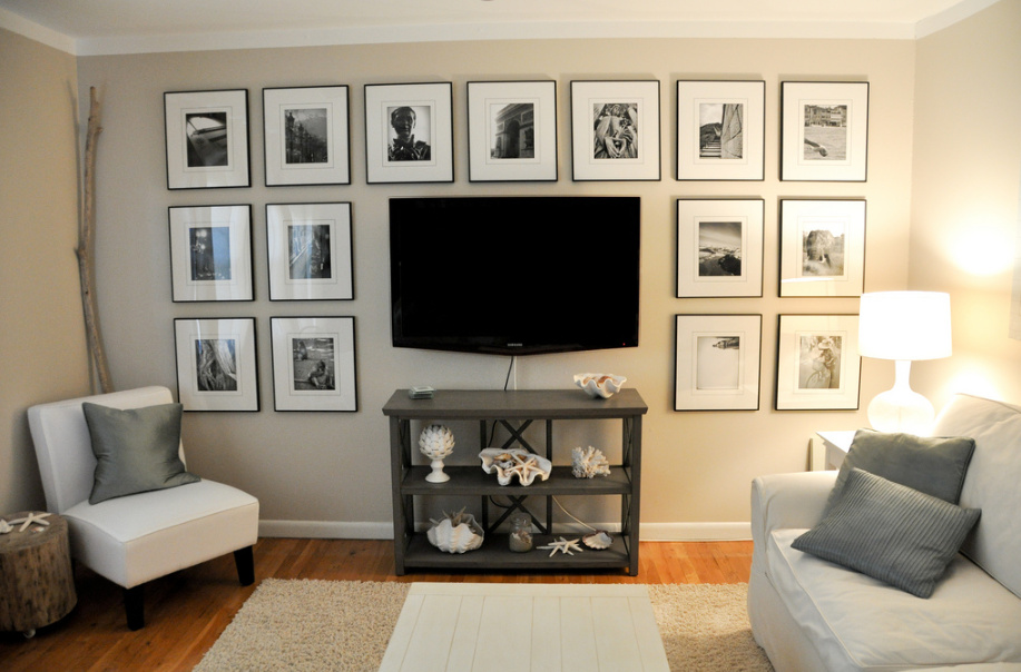 AD-Cool-Ideas-To-Display-Family-Photos-On-Your-Walls-39