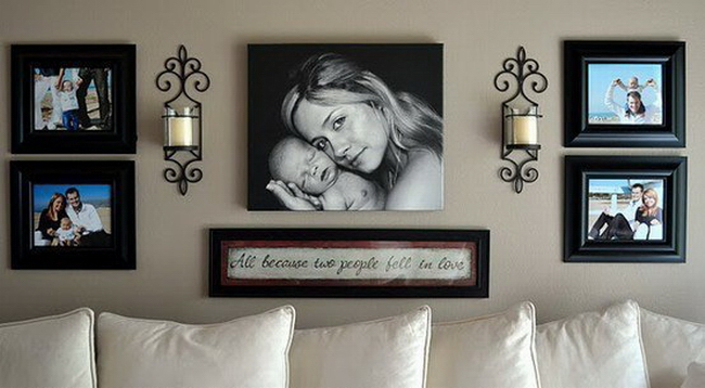 AD-Cool-Ideas-To-Display-Family-Photos-On-Your-Walls-40
