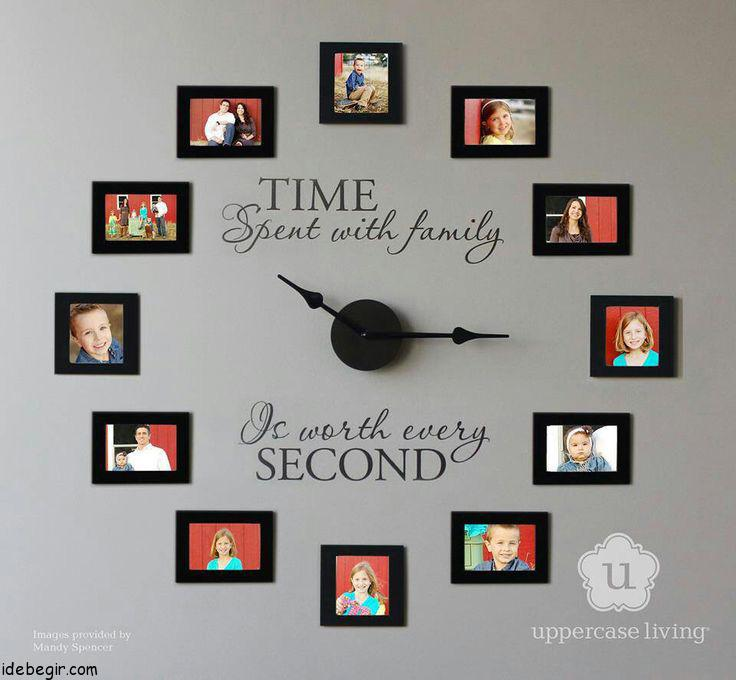 Family Frames Wall Decor 50 cool ideas to display family photos on your walls