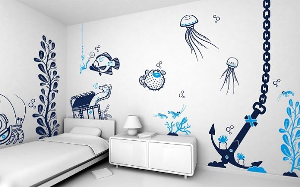 AD-Creative-Stickers-That-Make-Your-Wall-Look-Magical-37