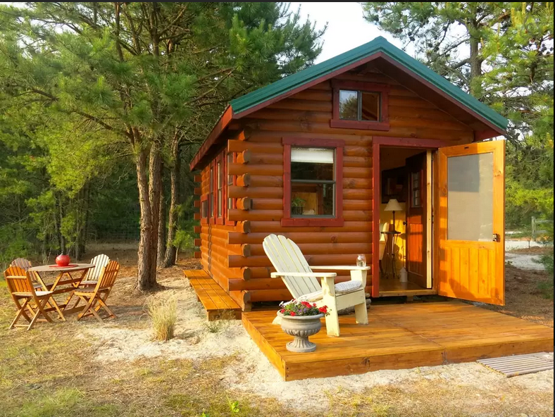 50 cute tiny houses in every single state architecture for Small new build homes