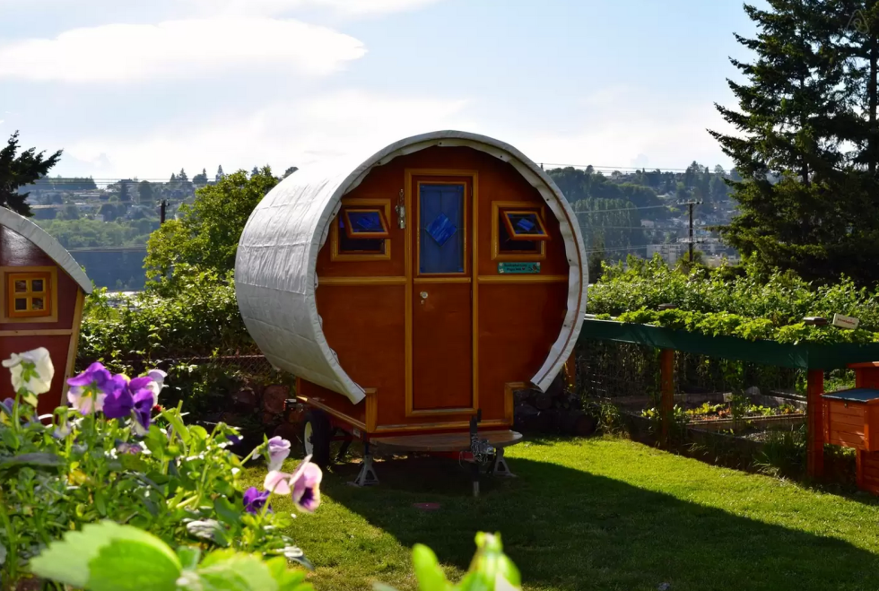 50 cute tiny houses in every single state architecture Cost to build a house in utah