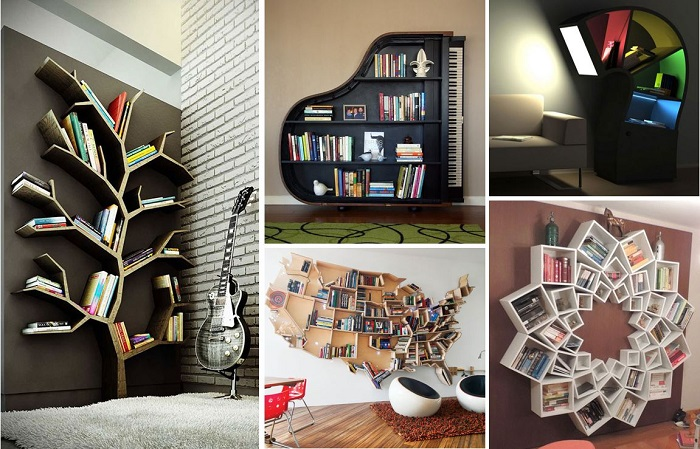 Good Amazing DIY Book Shelf Ideas For Your Home
