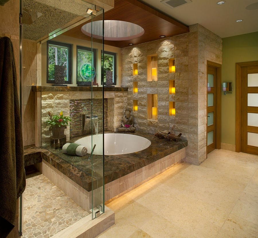13-1-AD-Floating-bamboo-ceiling-for-the-Asian-style-bathroom